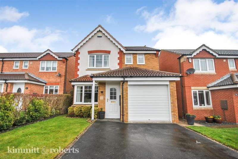 3 Bedrooms Detached House for sale in Fairfield, Mulberry Park, Houghton le Spring, DH4