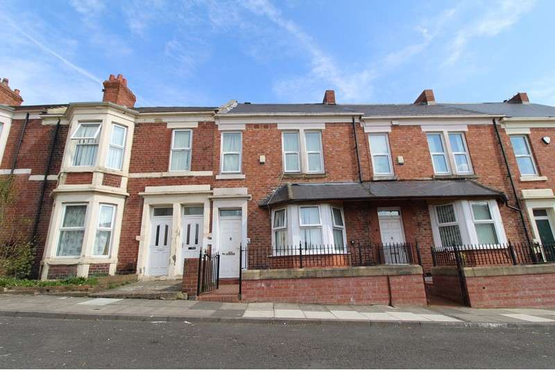 4 Bedrooms Property for sale in Ethel Street, Newcastle upon Tyne, Tyne and Wear, NE4 8QA