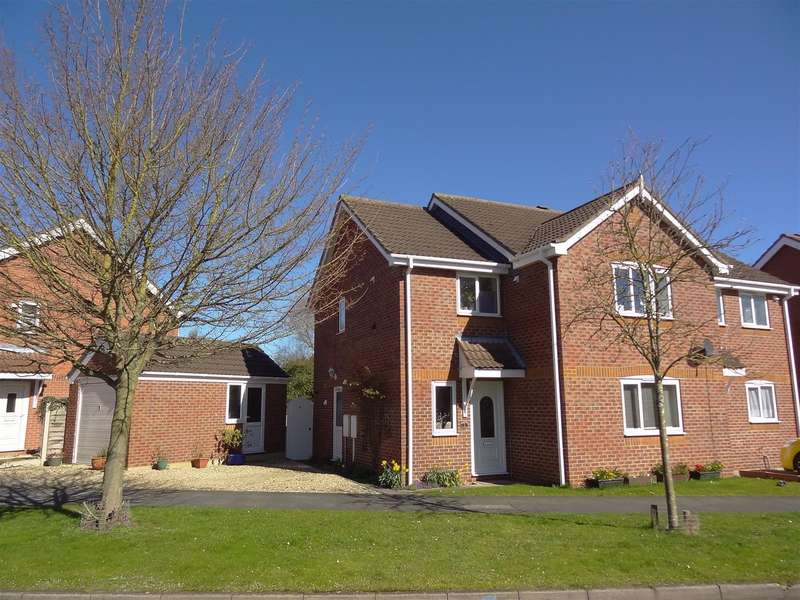 3 Bedrooms Detached House for sale in Meadowbrook, Ruskington, Sleaford