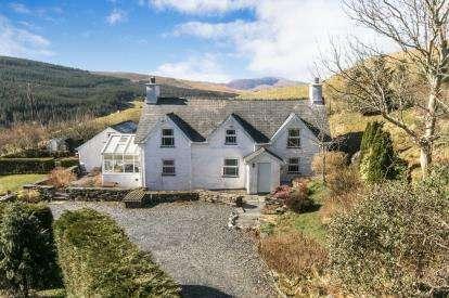 2 Bedrooms Detached House for sale in Ffestiniog, Blaenau Ffestiniog, Gwynedd, ., LL41