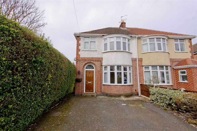 3 Bedrooms Semi Detached House for sale in Alton Road, Leicester