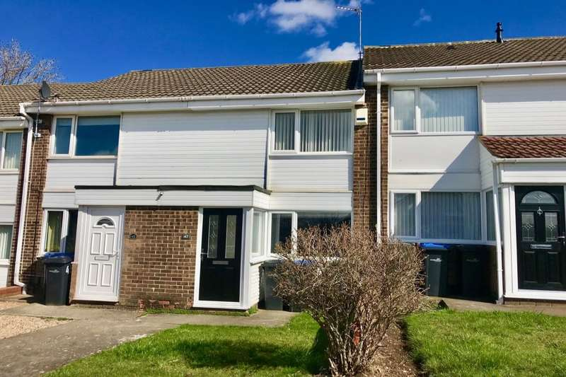 2 Bedrooms Terraced House for sale in Bassenthwaite, Acklam, Middlesbrough, TS5