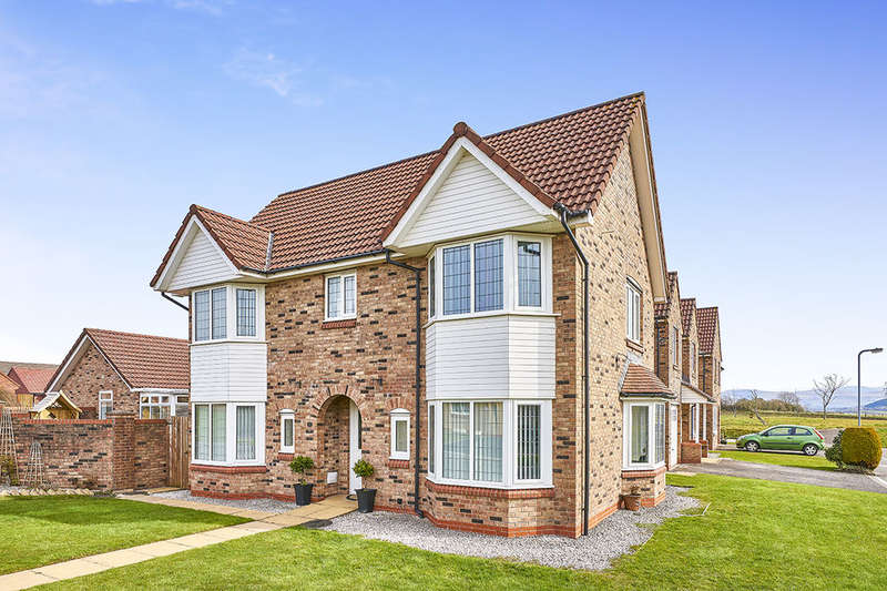 4 Bedrooms Detached House for sale in Chapel Street, Bigrigg, Egremont, CA22
