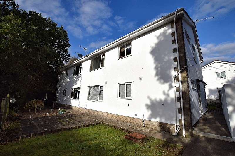 2 Bedrooms Property for sale in 15 Mur Gwyn , Rhiwbina, Cardiff. CF14 6NR