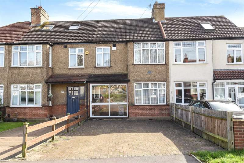 3 Bedrooms Terraced House for sale in College Road, Harrow Weald, Harrow, Middlesex, HA3