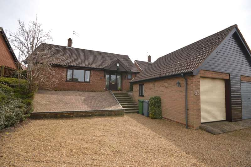 3 Bedrooms Detached Bungalow for sale in The Street, Felthorpe