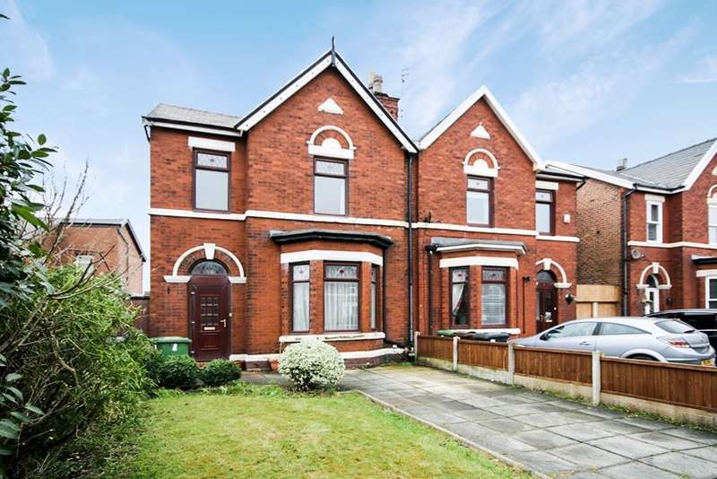 3 Bedrooms Semi Detached House for sale in Sunny Road, Churchtown, Southport