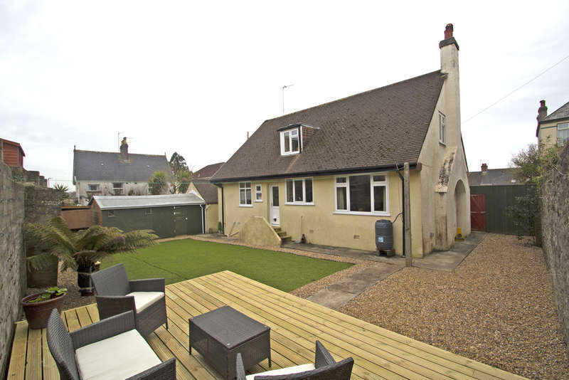 4 Bedrooms Detached House for sale in Peverell, Plymouth