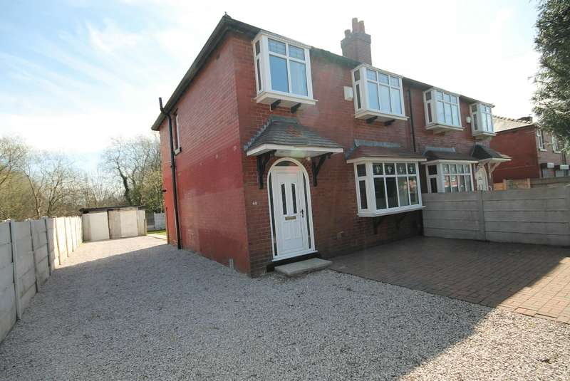 3 Bedrooms Semi Detached House for sale in George Street, Farnworth, Bolton, BL4 9RJ