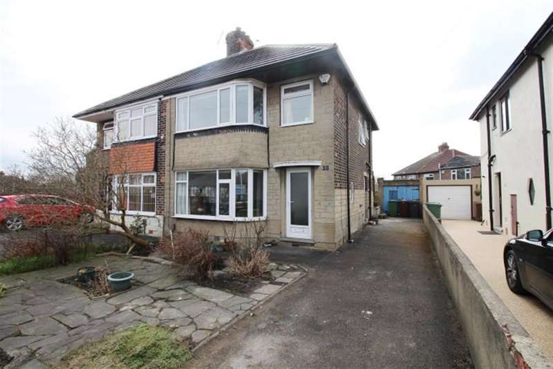 4 Bedrooms Semi Detached House for sale in Galloway Lane , Pudsey , LS28