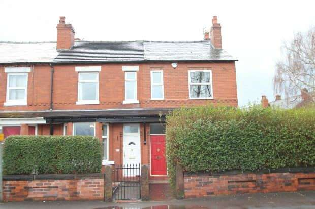 3 Bedrooms Terraced House for sale in Moss Lane, Hale