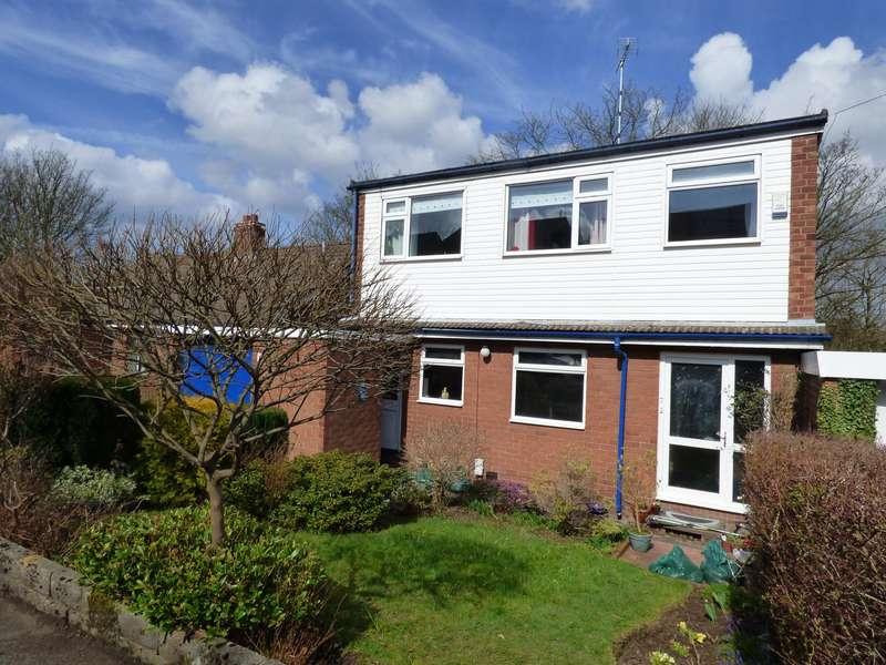 4 Bedrooms Detached House for sale in Tarnside Close, Offerton, Stockport, SK2