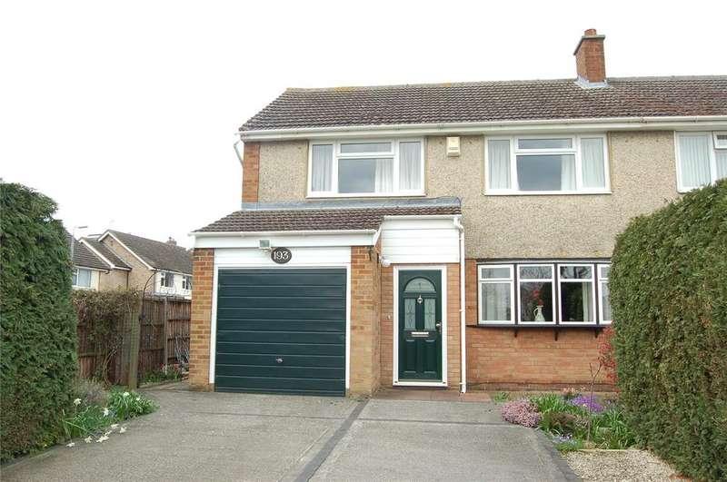 3 Bedrooms Semi Detached House for sale in Oliver Street, Ampthill, Bedford, MK45