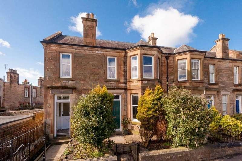 2 Bedrooms Ground Flat for sale in 12 Lixmount Avenue, Edinburgh, EH5 3EP