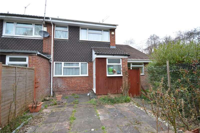 4 Bedrooms End Of Terrace House for sale in The Hawthorns, Pentwyn, Cardiff, CF23