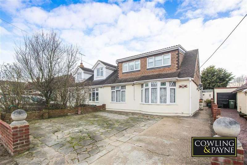 4 Bedrooms Chalet House for sale in Fifth Ave, Wickford, Essex