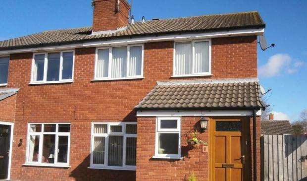 2 Bedrooms Apartment Flat for rent in Heron Close, Coven, Wolverhampton WV9
