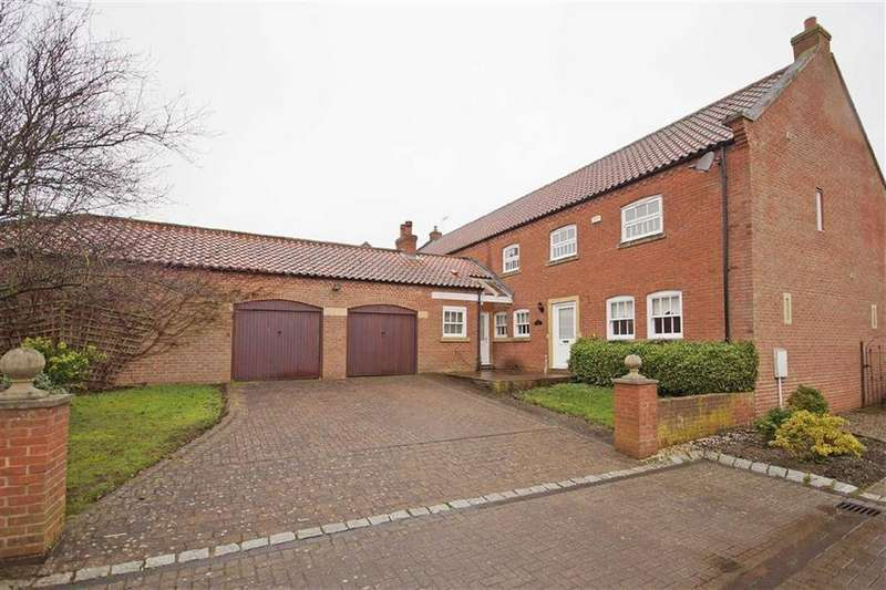 4 Bedrooms Semi Detached House for rent in St. Mongahs Court, Copgrove, North Yorkshire