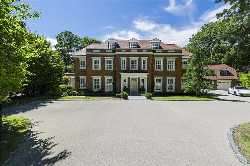 7 Bedrooms Detached House for sale in Heathfield Avenue, Ascot, Berkshire, SL5