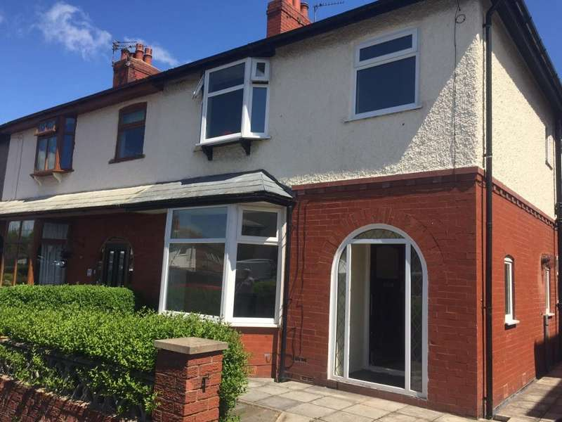 3 Bedrooms Semi Detached House for sale in Parkfield Avenue, Ashton- On- Ribble, PR2