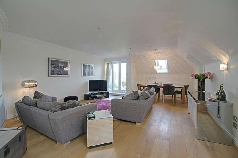 2 Bedrooms Flat for sale in Glenore - Central Cookham - short walk to River Thames High Street