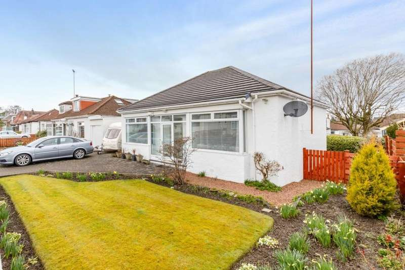 2 Bedrooms Detached Bungalow for sale in 9 Etive Drive, Giffnock, G46 6PN