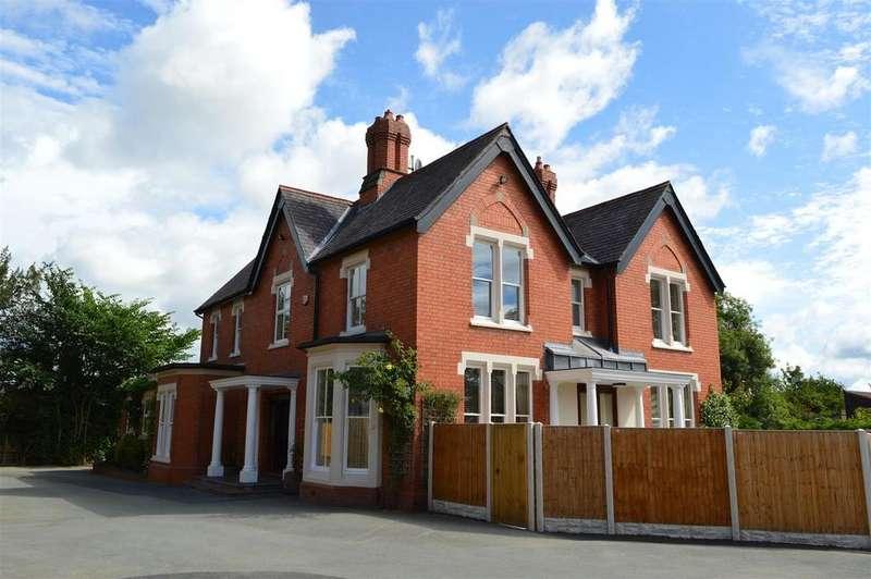 2 Bedrooms Flat for sale in Morda Road, Oswestry