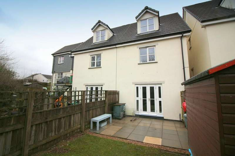 3 Bedrooms Town House for sale in Berry Park, Saltash