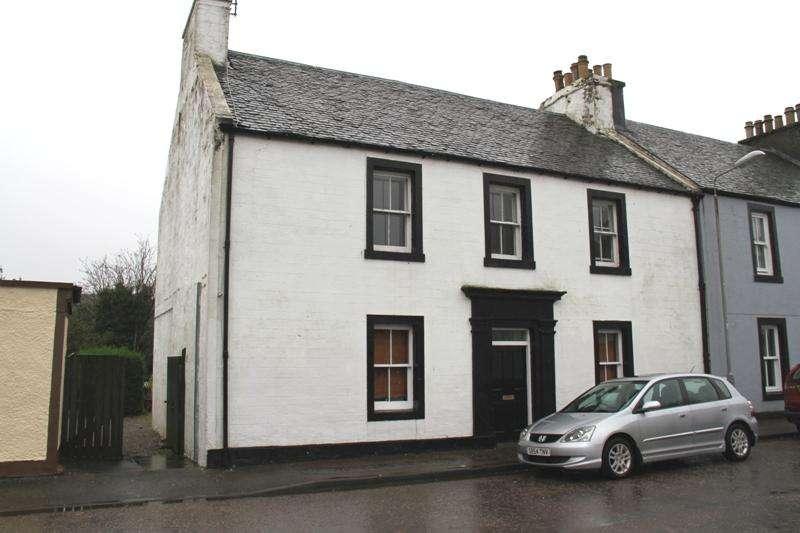4 Bedrooms Maisonette Flat for sale in Union Street, Lochgilphead PA31