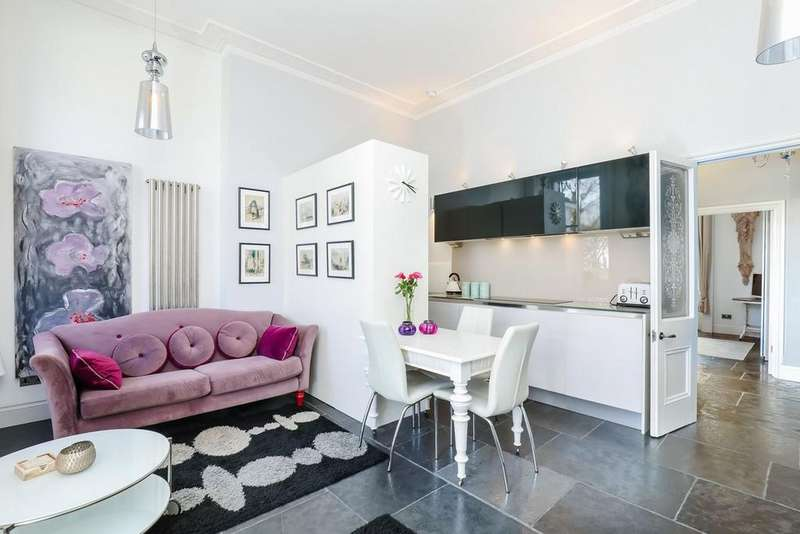 1 Bedroom Apartment Flat for sale in Sussex Square , Brighton, BN2