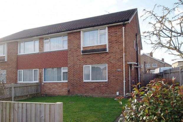 2 Bedrooms Maisonette Flat for sale in Cox Lane, West Ewell, KT19