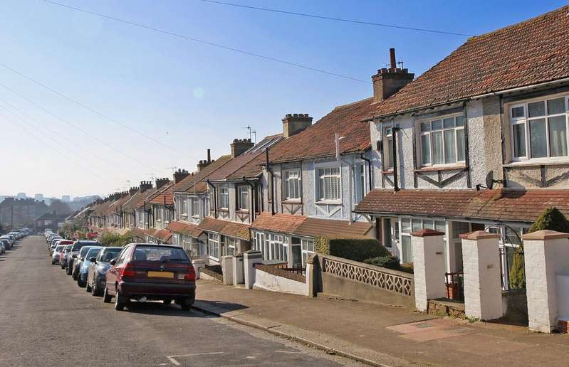 4 Bedrooms Terraced House for sale in Barnett Road, Brighton BN1