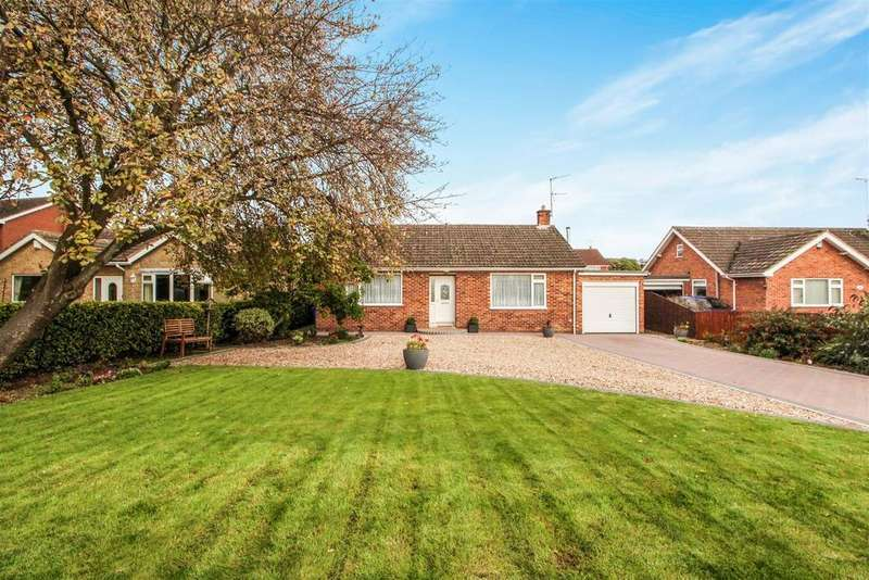 3 Bedrooms Detached Bungalow for sale in Spellowgate, Driffield