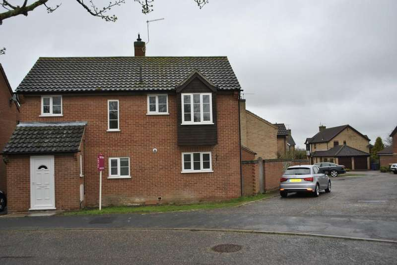 4 Bedrooms Detached House for rent in Chalk Lane, Ixworth