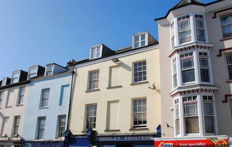 1 Bedroom Apartment Flat for sale in High Street, Ilfracombe