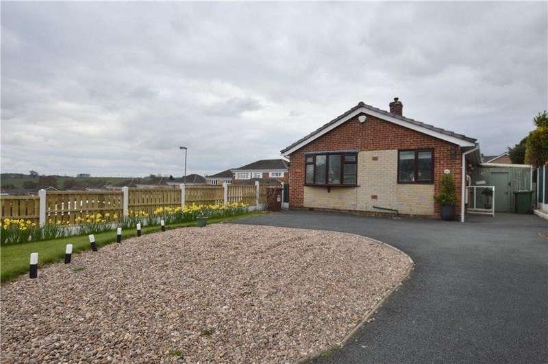 2 Bedrooms Detached Bungalow for sale in Mountbatten Avenue, Sandal, Wakefield, West Yorkshire
