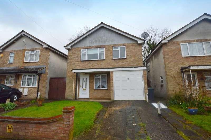 4 Bedrooms Detached House for sale in Newbury Close, Luton, Bedfordshire, LU4 9QJ