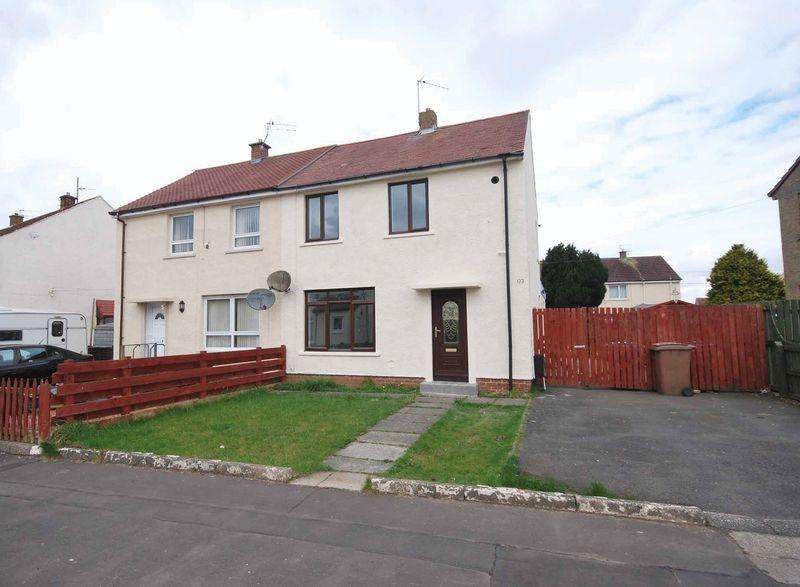 2 Bedrooms Semi-detached Villa House for sale in 133 Craigie Way, Ayr, KA8 0HH