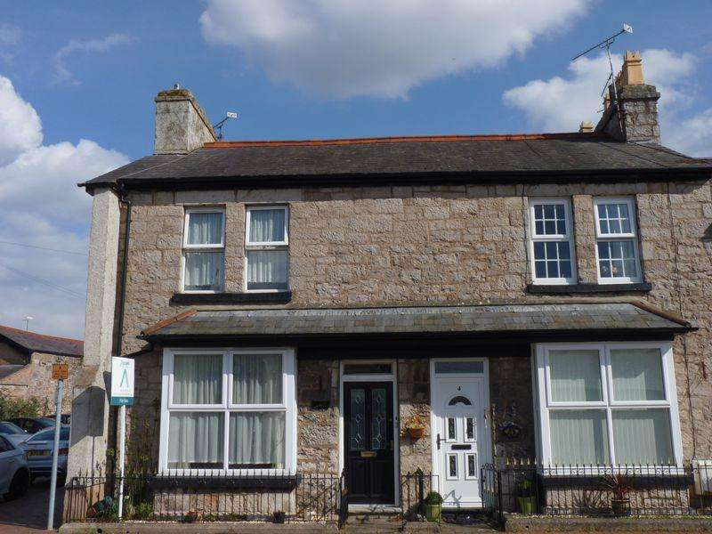 3 Bedrooms End Of Terrace House for sale in Church Walks, Colwyn Bay, LL29 9RU