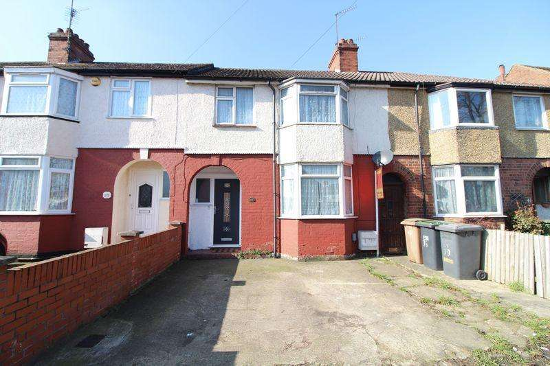 3 Bedrooms Terraced House for sale in Traditional family home on Waller Avenue, Luton