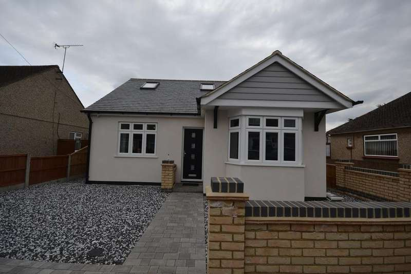 4 Bedrooms Detached Bungalow for sale in Grove Road, Stanford-le-Hope, SS17