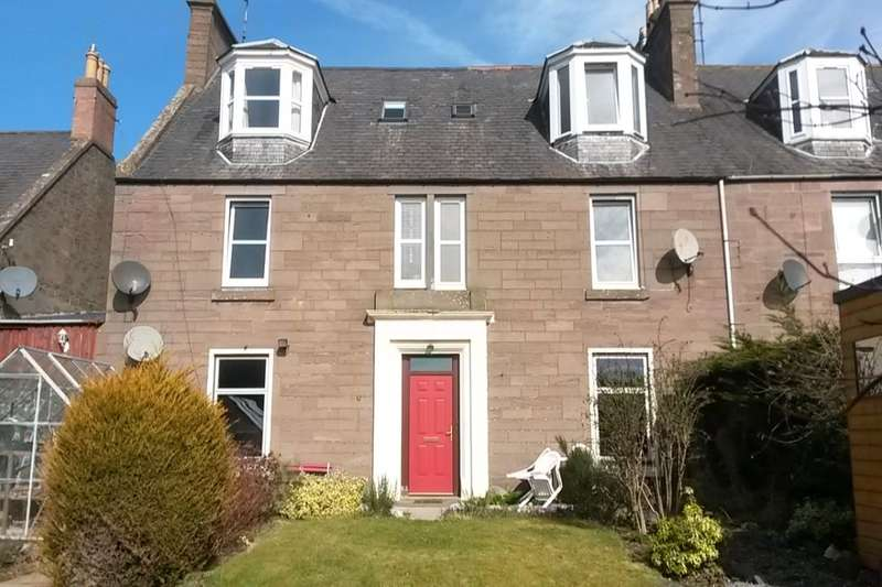 2 Bedrooms Flat for sale in Park Road, Brechin, DD9