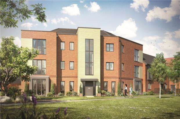 1 Bedroom Apartment Flat for sale in Old Wokingham Road, Crowthorne, Berkshire