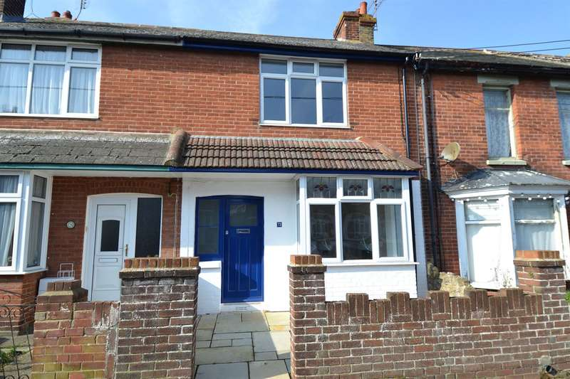 2 Bedrooms Terraced House for sale in Clare Road, Tankerton, Whitstable