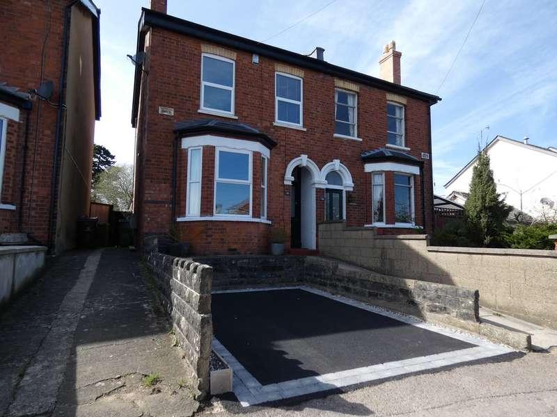 5 Bedrooms Semi Detached House for rent in Charlton Kings, Cheltenham GL53