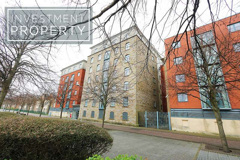 2 Bedrooms Apartment Flat for sale in The Granary, Lloyd George Avenue CF10