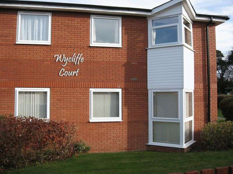 1 Bedroom Property for sale in Wycliffe Court, Yarm, TS15 9XD