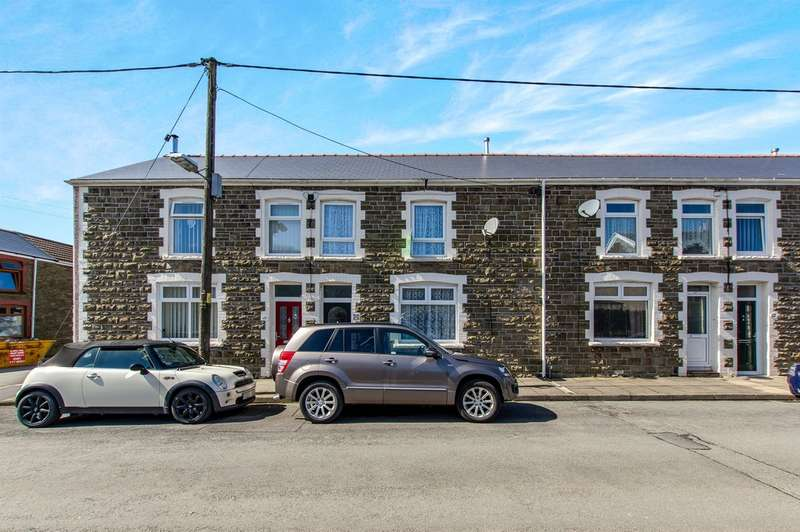 3 Bedrooms Terraced House for sale in Carmen Street, Maesteg