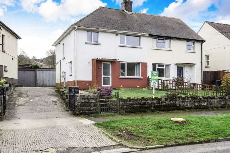 3 Bedrooms Semi Detached House for sale in Ynys Yr Afon, Clyne, Neath