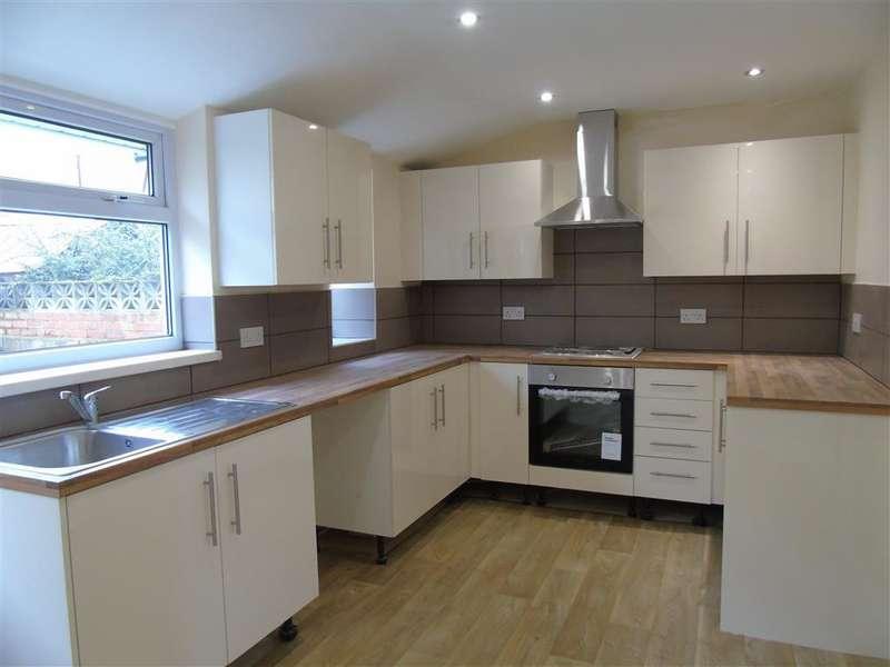 3 Bedrooms House for rent in Wednesbury street, Newport